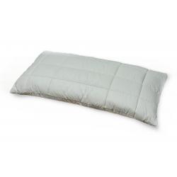 Hanf-Kissen mit Wolle